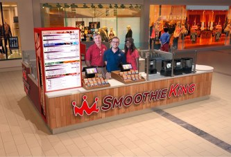 Al Ghurair Retail Smoothie King offers a sign of health drinks fresh for the first time in the Middle East