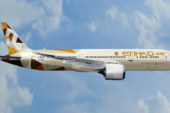 Etihad Airways, the world leading airline for the sixth year in a row