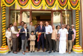 Recently opening its 8th outlet in the UAE and its 47th globally, the international restaurant chain also eyes further expansion in the GCC