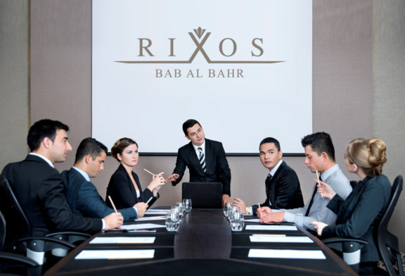 Rixos Bab Al Bahr Introduces Ultra-All-Inclusive  Packages for Meetings and Events