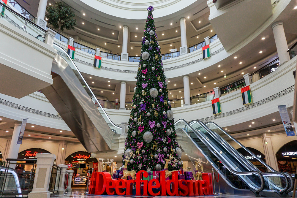 Celebrate Festivities in Style at Deerfields Mall